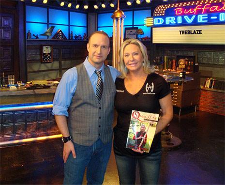 Karen Hood On The Andrew Wilkow Show On The Blaze Tv