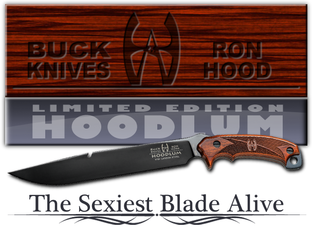 Limited Edition Buck/Hood Hoodlum